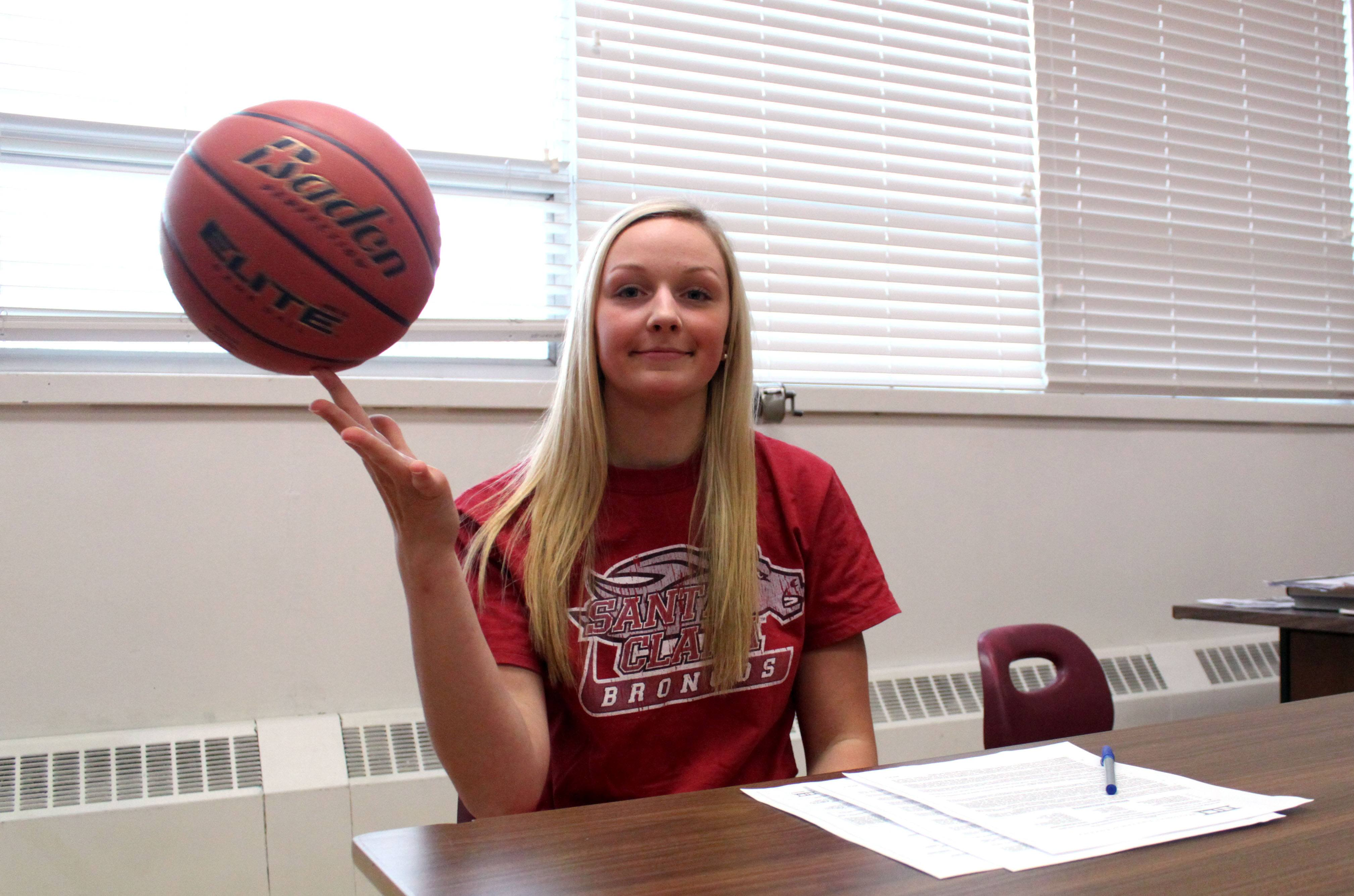 BASKETBALL: Surrey Holy Cross guard to follow in footsteps of Steve Nash