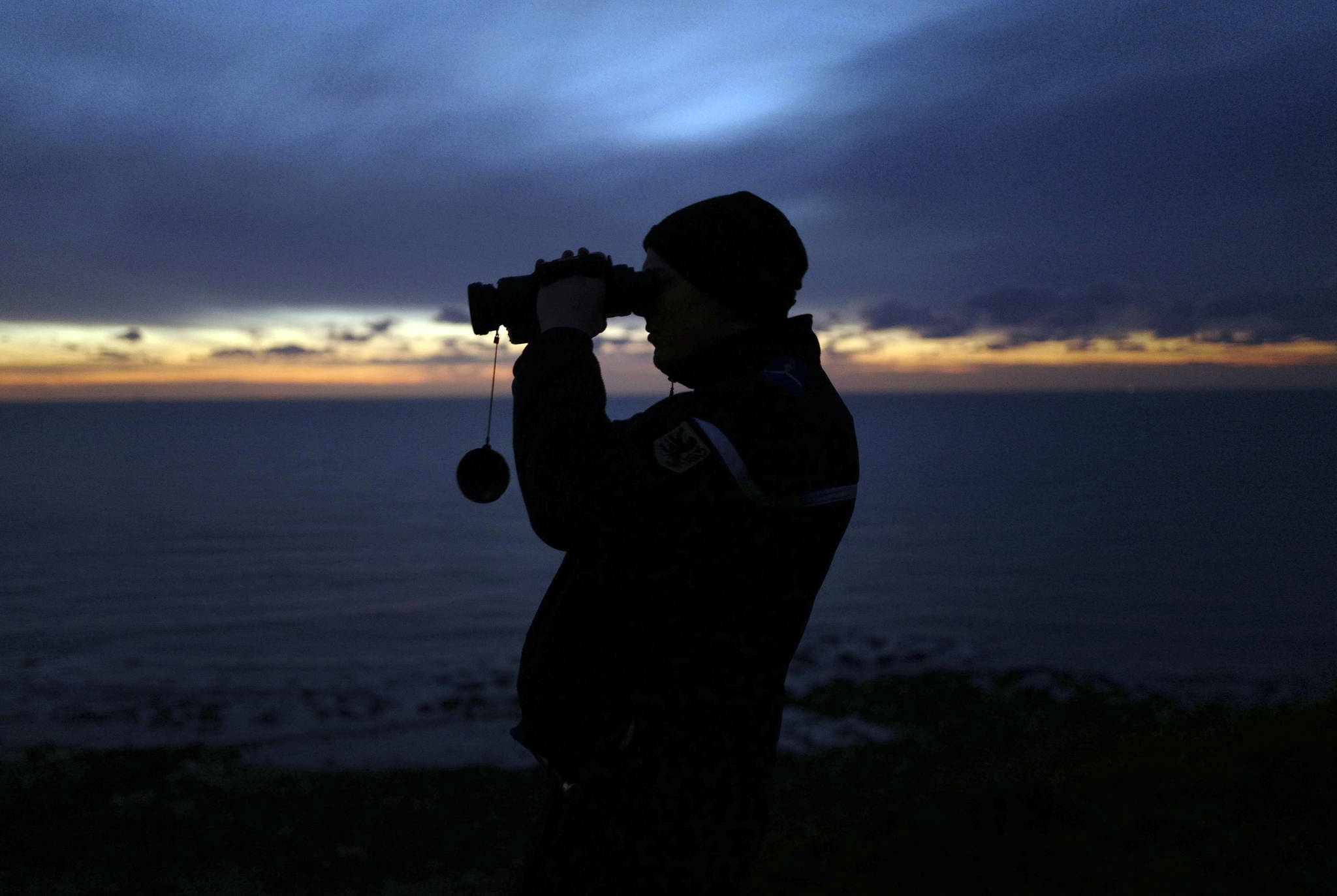 B.C.'s North Shore is being equipped with better technology to assist them in nighttime operations (Michel Spingler)